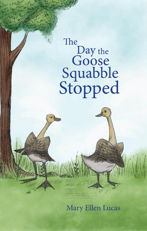 The Day the Goose Squabble Stopped